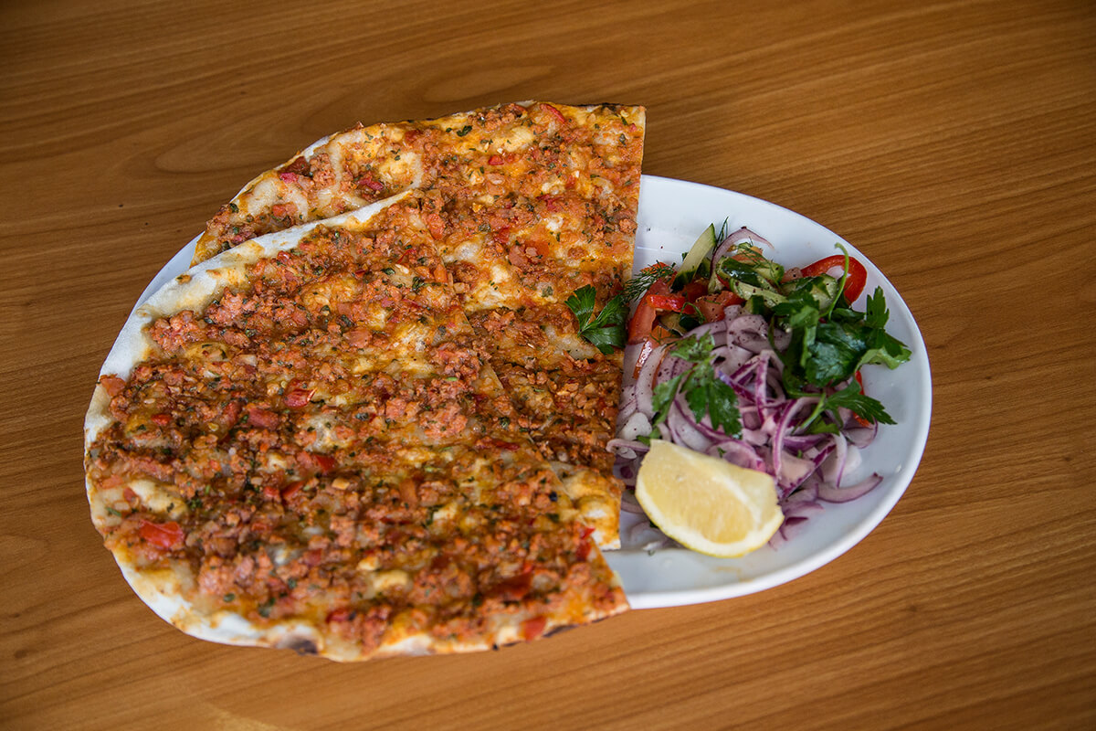 LAHMACUN & PIDE